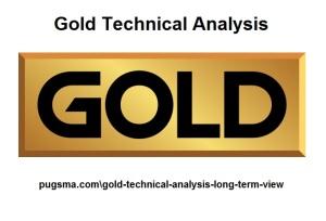 Gold Elliott Wave Technical Analysis